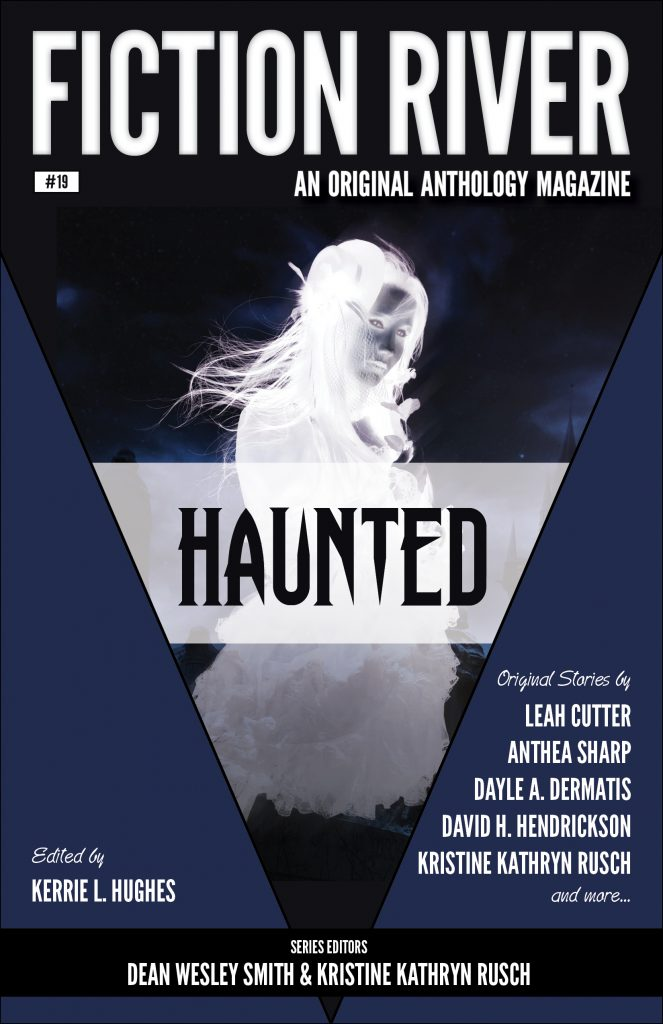 Book Cover: Fiction River: Haunted