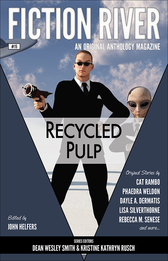 Book Cover: Recycled Pulp