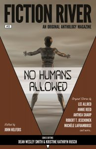 Book Cover: Fiction River: No Humans Allowed