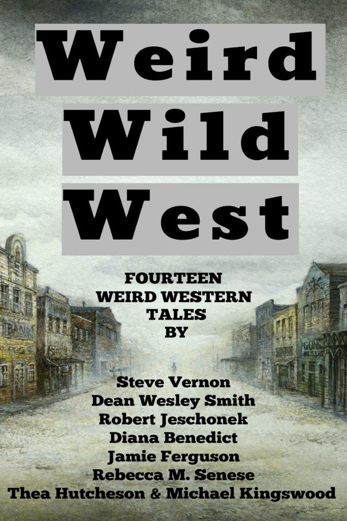 Book Cover: Weird Wild West: A Bundle of Weird Western Tales