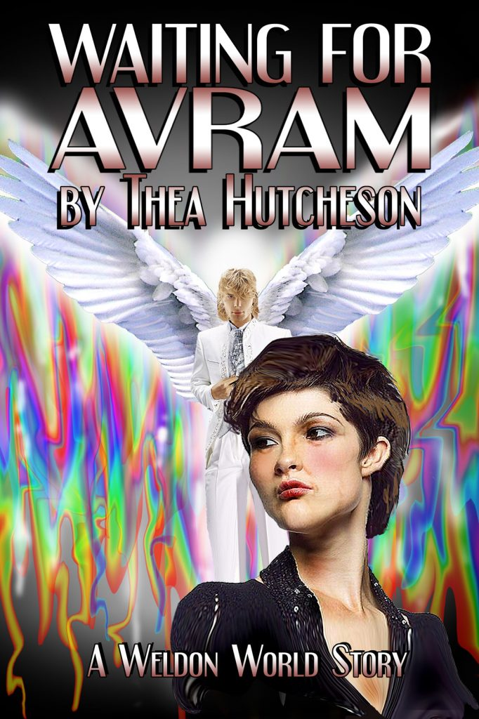 Book Cover: Waiting for Avram