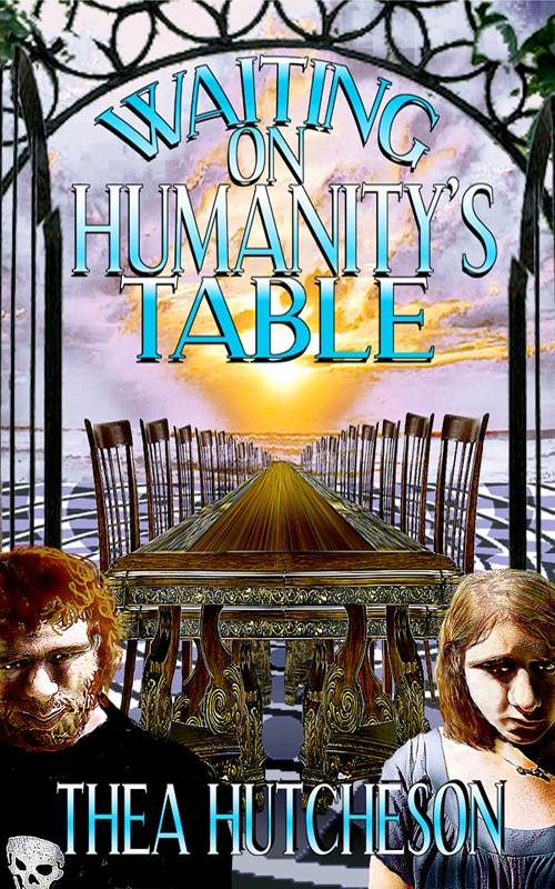 Waiting on Humanity's Table Cover